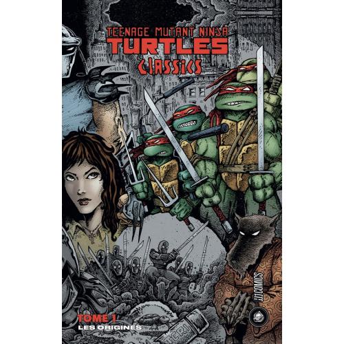 Tortues Ninja Classics Tome 1 (VF)