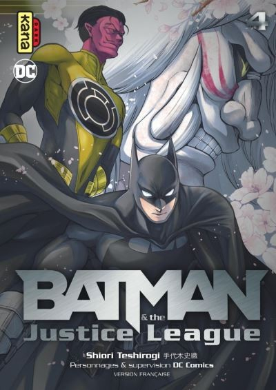 Batman and the Justice League Tome 4 (VF)