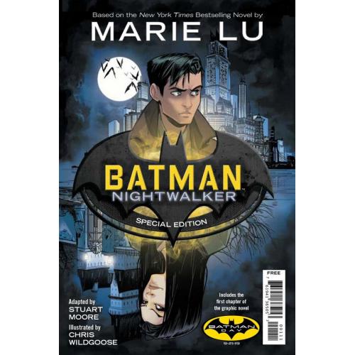 Batman: Nightwalker: The Graphic Novel Batman Day 2019 Special Edition 1 (VO)