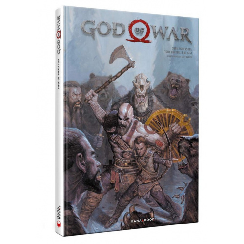 God of War T01 (VF)