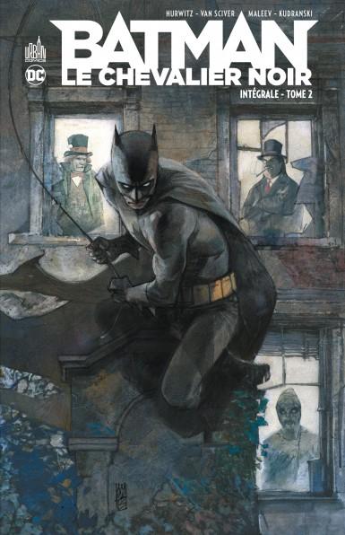 Batman Le Chevalier Noir Intégrale tome 2 (VF)