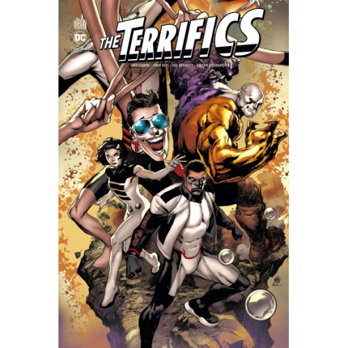 The Terrifics (VF)