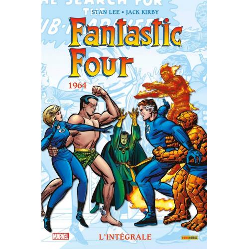 Fantastic Four: L'intégrale T03 1964 NED (VF)