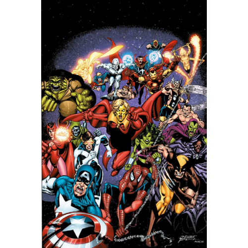 Infinity Gauntlet (VF) occasion
