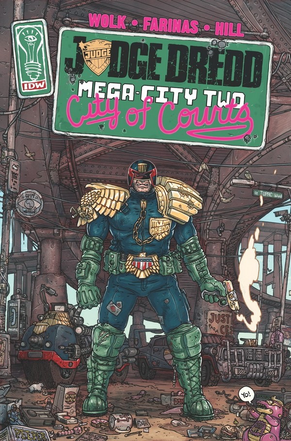 Judge Dredd : Mega City Two (VF)