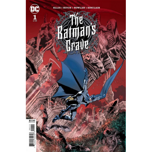 THE BATMAN'S GRAVE 1 (VO)