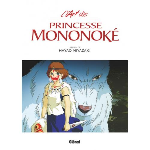 L'art de Princesse Mononoke (VF)