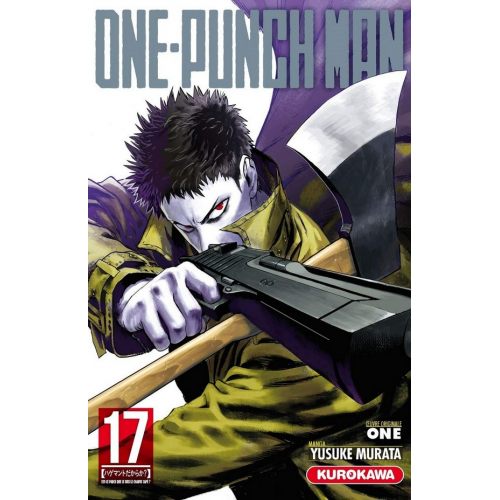 One Punch Man Tome 17 (VF)