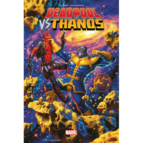 Deadpool vs Thanos (VF)