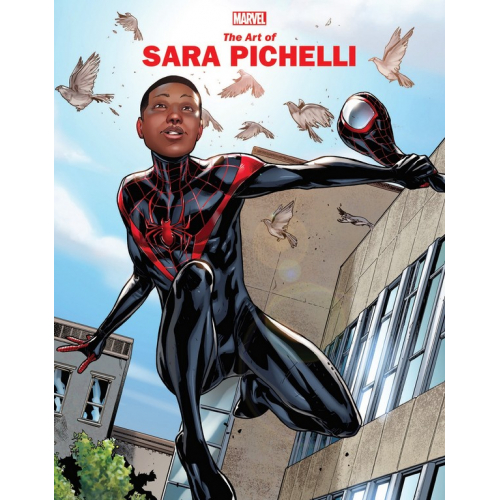 MARVEL MONOGRAPH TP ART OF SARA PICHELLI (VO)
