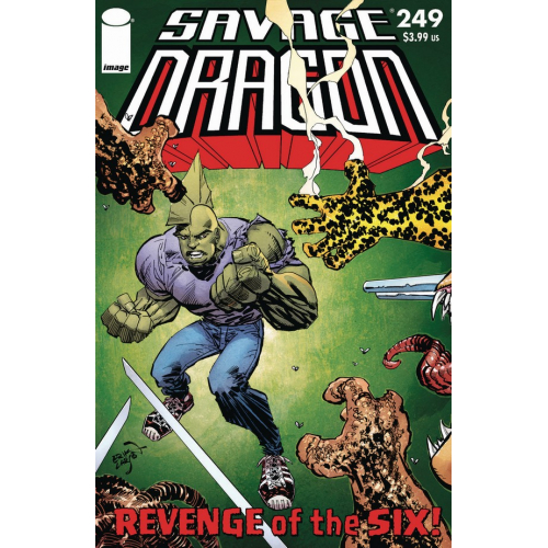 SAVAGE DRAGON 249 (VO)