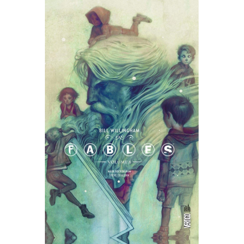 Fables Intégrale Tome 8 (VF)