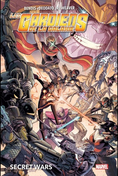 LES GARDIENS DE LA GALAXIE : SECRET WARS (VF)