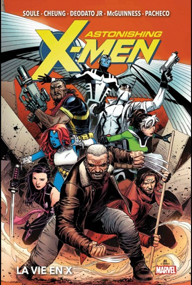 ASTONISHING X-MEN (VF)