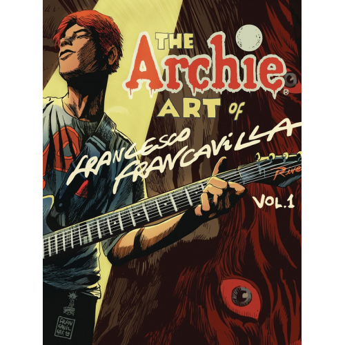 ARCHIE ART OF FRANCESCO FRANCAVILLA HC (VO)