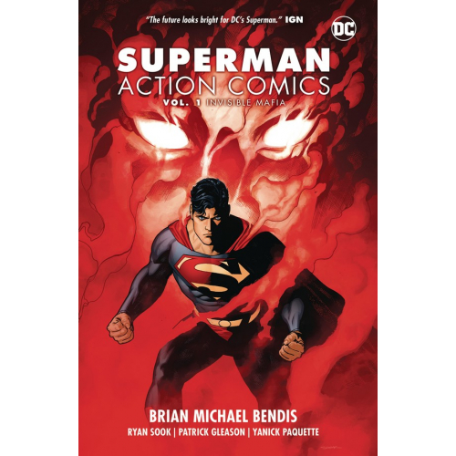 SUPERMAN ACTION COMICS TP VOL 01 INVISIBLE MAFIA (VO)