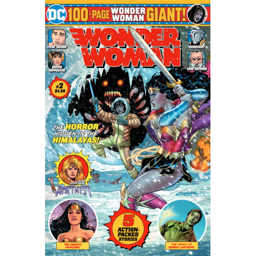 WONDER WOMAN GIANT 2 (VO)