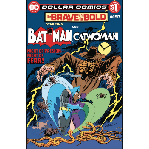 DOLLAR COMICS THE BRAVE AND THE BOLD 197 (VO)