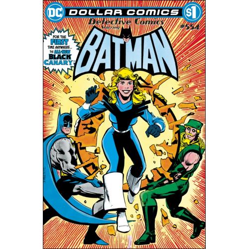 DOLLAR COMICS DETECTIVE COMICS 554 (VO)