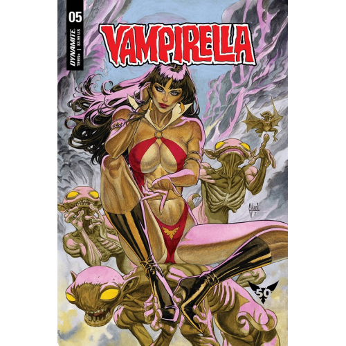 VAMPIRELLA 5 CVR B MARCH (VO)