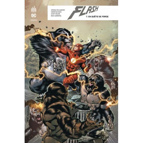 Flash Rebirth Tome 7 (VF)