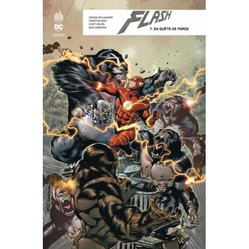 Flash Rebirth Tome 7 (VF)