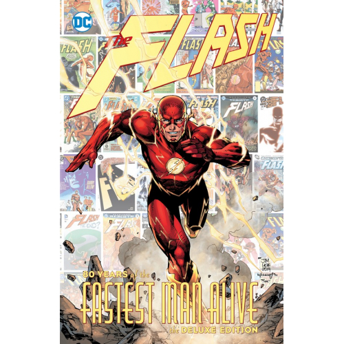 FLASH 80 YEARS OF THE FASTEST MAN ALIVE HC (VO)