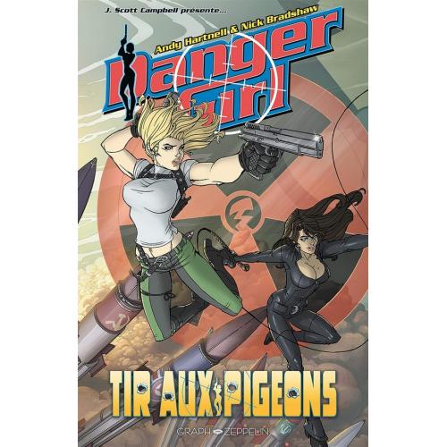 Danger Girl Tir aux pigeons (VF)