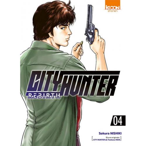 City Hunter Rebirth Tome 4 (VF)