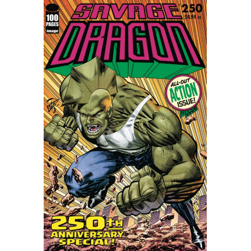 SAVAGE DRAGON 250 (VO)