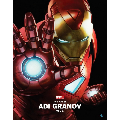 MARVEL MONOGRAPH TP ART OF ADI GRANOV (VO)