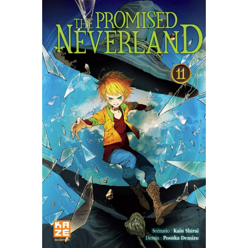 The promised Neverland Tome 11 (VF)