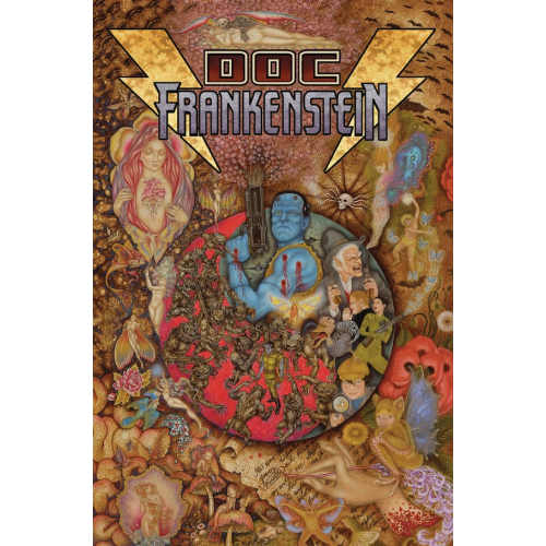 DOC FRANKENSTEIN POST MODERN PROMETHEUS HC (VO)
