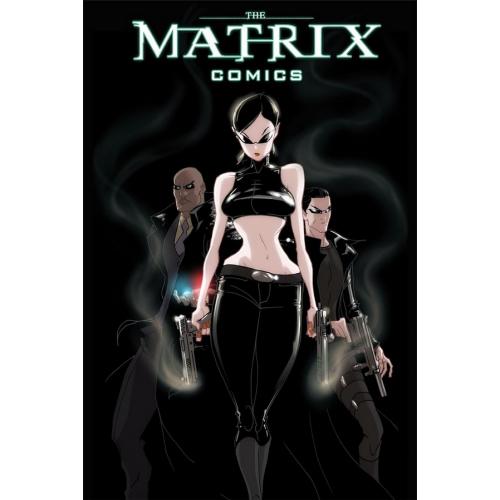 MATRIX COMICS 20TH ANN DLX ED HC TRINITY CVR (VO)