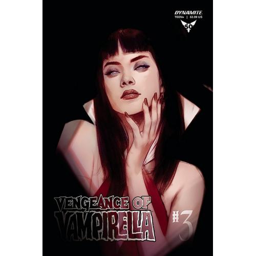 VENGEANCE OF VAMPIRELLA 3 CVR B OLIVER (VO)