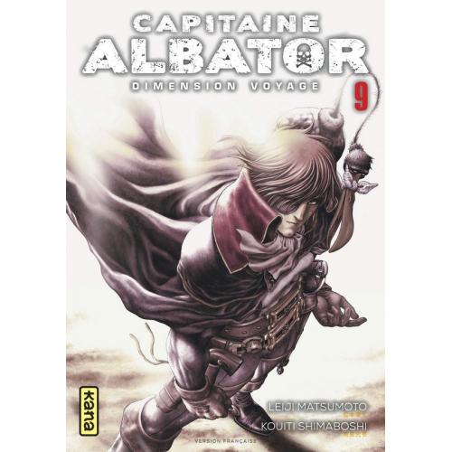 Capitaine Albator Dimension Voyage Tome 9 (VF)