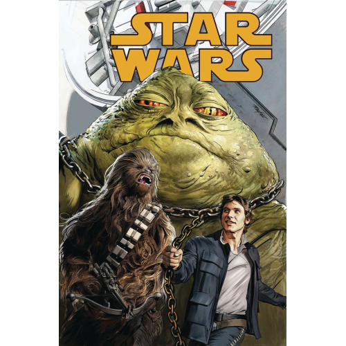 STAR WARS HUTT RUN 1 (VO)