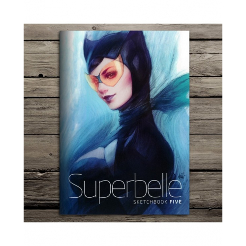 ARTGERM SUPERBELLE SKETCHBOOK FIVE signé (VO)