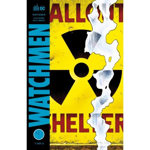 Watchmen numéro 3 (VF)