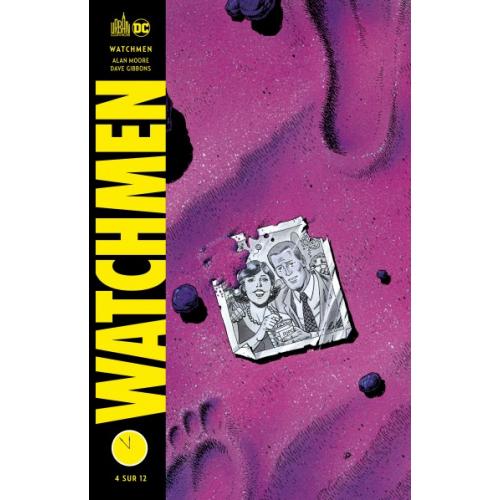 Watchmen numéro 4 (VF)