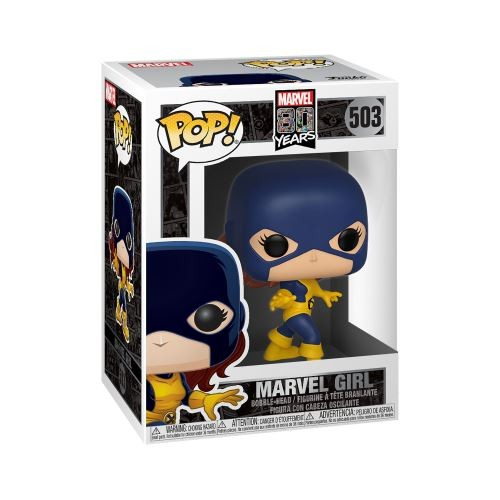 Funko Pop Marvel 80th Girl 503