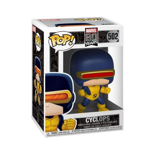 Funko Pop Marvel 80th Cyclops 502