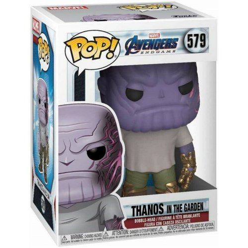 Funko Pop Thanos In the Garden 579