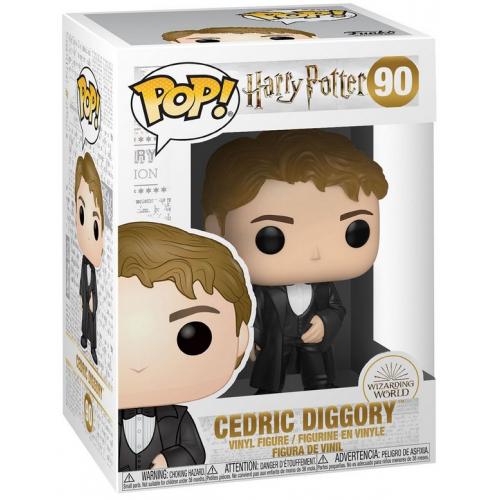Funko Pop Cedric Diggory 90