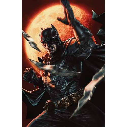 DETECTIVE COMICS 1021 CARD STOCK VARIANT LEE BERMEJO (VO)