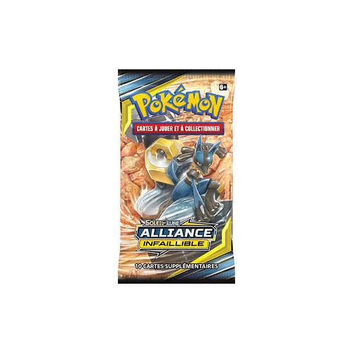 Pokemon Soleil et Lune Alliance Infaillible - Booster