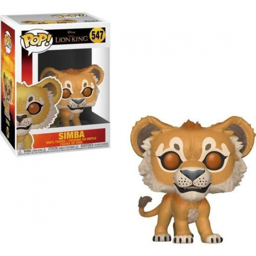 FUNKO POP The Lion King- Simba (547)