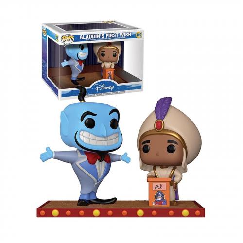 Funko Pop Disney - Aladdin's First Wish 409
