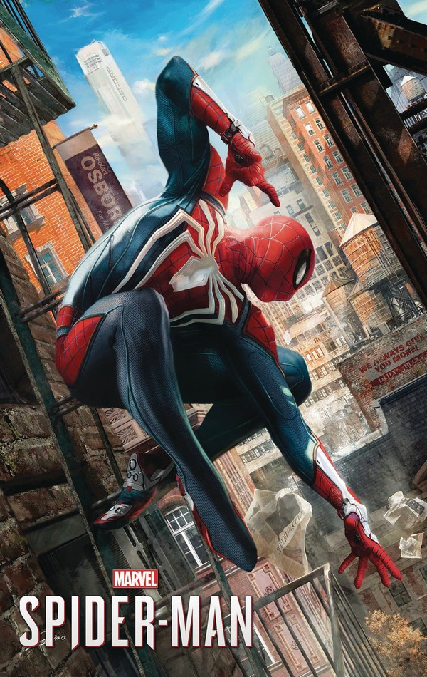 MARVELS SPIDER-MAN POSTER BOOK TP (VO)