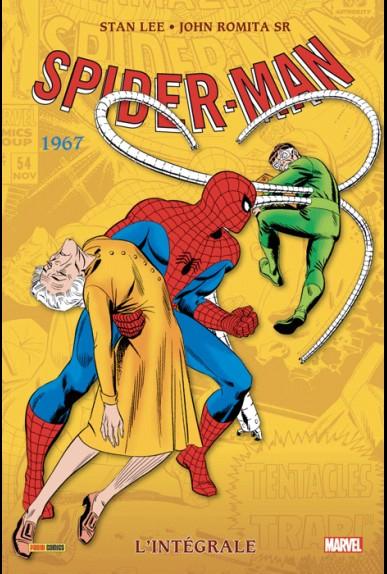 AMAZING SPIDER-MAN : L'INTÉGRALE 1967 (NOUVELLE ÉDITION) (VF)